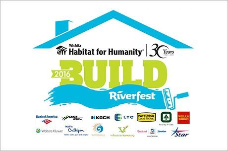 Habitat for Humanity Riverfest Build