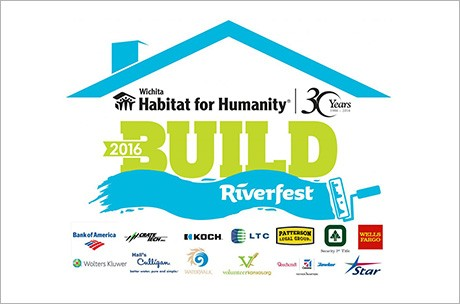 Habitat for Humanity Riverfest Build